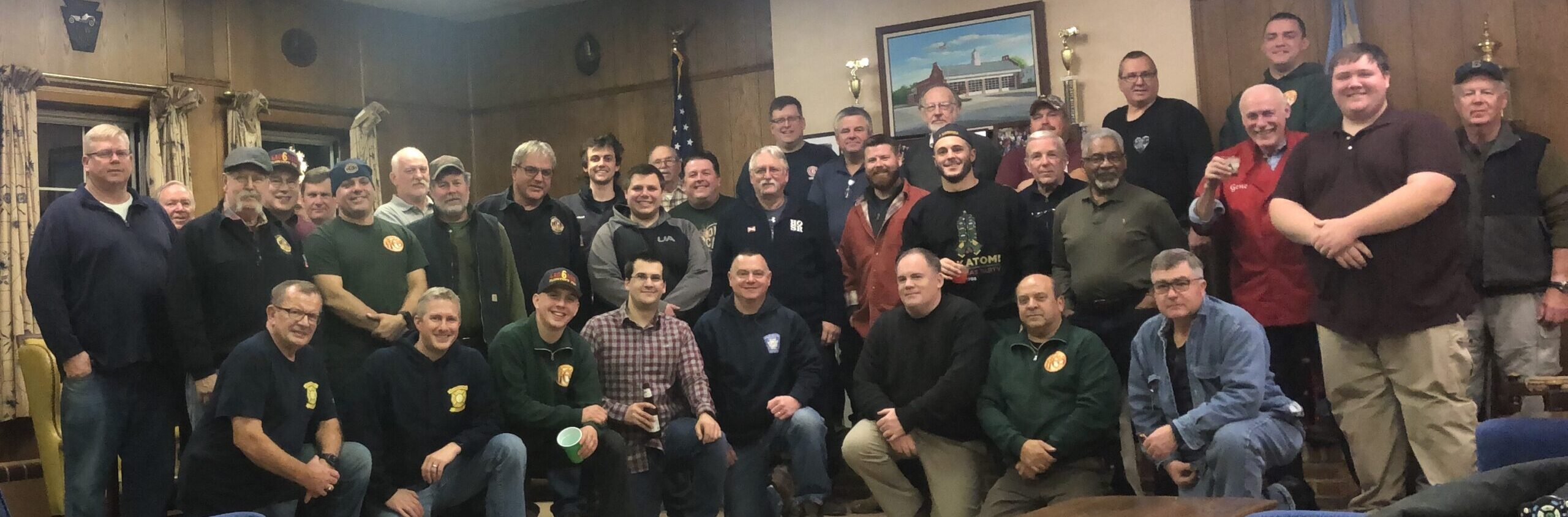 2019 FFCo Members at Holiday Party